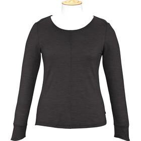 Alchemy Equipment Merino Essential Naiset Pitkähihainen paita , musta